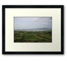 northern scapes Framed Print