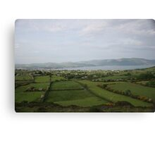 northern scapes Canvas Print