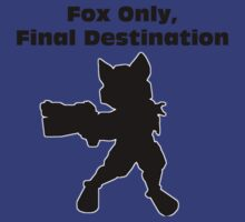 Fox Only, Final Destination by MaxCohn