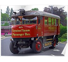 Steam Bus II Poster