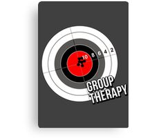 Group Therapy Canvas Print