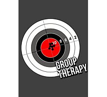 Group Therapy Photographic Print