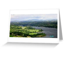cork west. Greeting Card