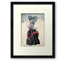 Madame Amphitrite Framed Print