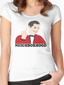Neighborhood  Women's Fitted Scoop T-Shirt