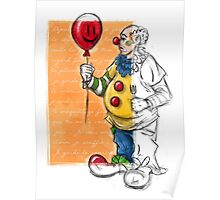 Happy Clown Poster