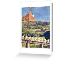 Community Recycling Greeting Card