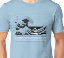 Great Wave Off Kanagawa Unisex T-Shirt