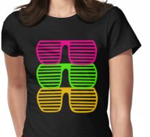 Shades Womens Fitted T-Shirt