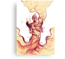 the highest genie Metal Print