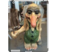 Norwegian Troll iPad Case/Skin