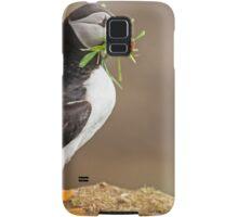 Vegetarian Puffin Samsung Galaxy Case/Skin