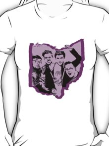 Walk The Moon: Crazy For Ohio T-Shirt
