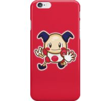 122 chibi iPhone Case/Skin