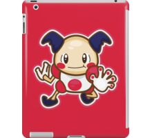 Mr. Mime iPad Case/Skin