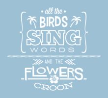 Enchanted Tiki Room - Sing Along One Piece - Short Sleeve