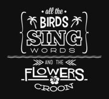 Enchanted Tiki Room - Sing Along One Piece - Short Sleeve