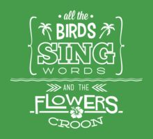 Enchanted Tiki Room - Sing Along by tonysimonetta