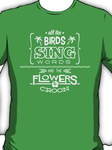 Enchanted Tiki Room - Sing Along T-Shirt