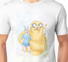 Adventure_Time Unisex T-Shirt