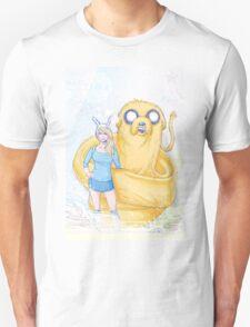 Adventure_Time T-Shirt
