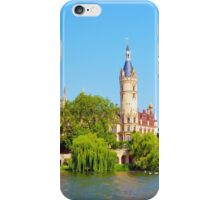 Schwerin Palace, Germany iPhone Case/Skin