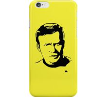 William Shatner Star Trek iPhone Case/Skin