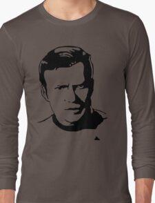 William Shatner Star Trek Long Sleeve T-Shirt