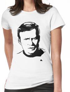 William Shatner Star Trek Womens Fitted T-Shirt