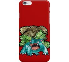 Venusour Diesel iPhone Case/Skin