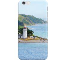 Sletterhage Lighthouse, Denmark iPhone Case/Skin