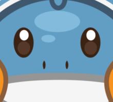 Mudkip Sticker