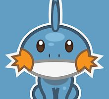 Mudkip by Skull And Cubone Society