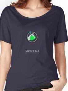 Secret Lab : Business Card Women's Relaxed Fit T-Shirt