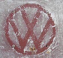 Tatty VW by Gerel Gruber