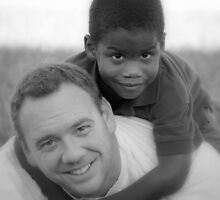 Father and Son by Tanya Wallace