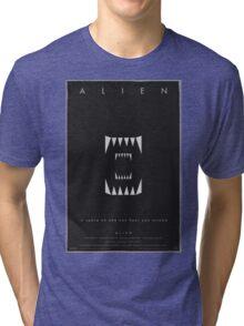 A L I E N Tri-blend T-Shirt