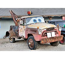 The real life Mater Photographic Print