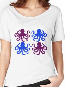 Octopus Convention Women's Relaxed Fit T-Shirt
