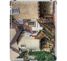 Steps in White Horse Close iPad Case/Skin