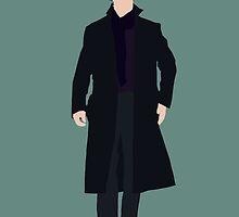 Sherlock Holmes by nosheetsherlock