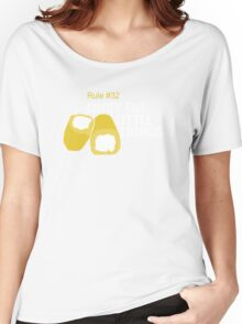 Twinkies Enjoy The Little Things Women's Relaxed Fit T-Shirt