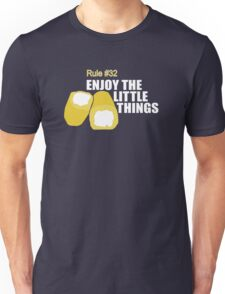 Twinkies Enjoy The Little Things Unisex T-Shirt