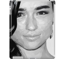 crystal reed iPad Case/Skin