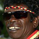 George Rrurrambu RIP by Helen  Page