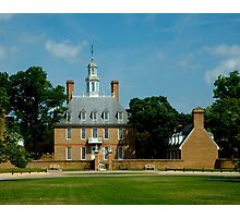 The Governors House Photographic Print