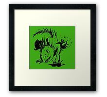 "Stormfly from ""How To Train Your Dragon"" Framed Print"