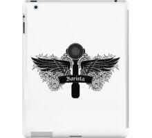 Portafilter Power Black Edition iPad Case/Skin