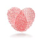 fingerprint heart by sgame