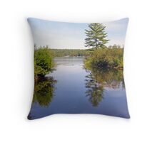 Northern Ontario #3 Throw Pillow